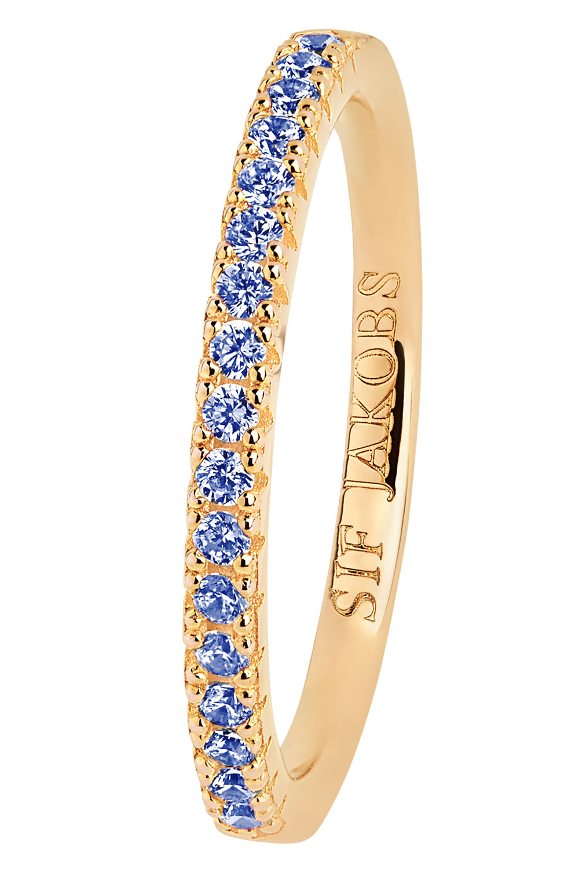 bei Uhrcenter: Sif Jakobs Jewellery SJ-R2869-BLN(YG) Damenring Ellera - Schmuck
