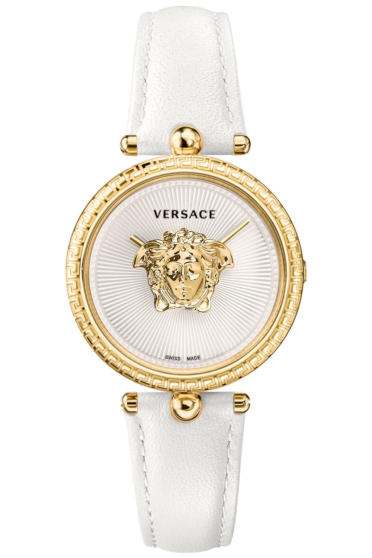 bei Uhrcenter: Versace VECQ00218 Damenuhr Palazzo Empire Weiß - Damenuhr