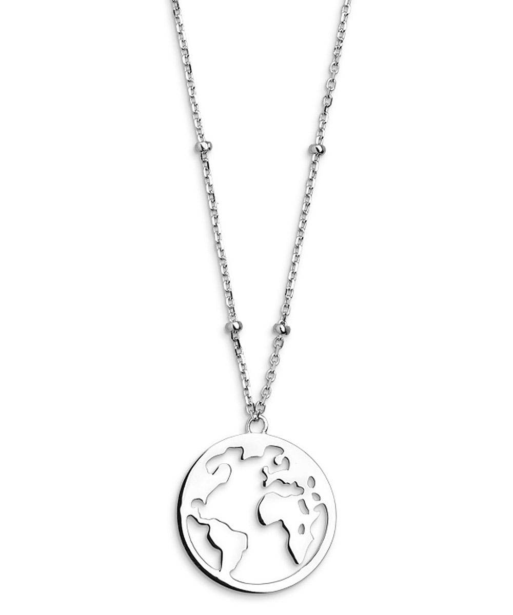 bei Uhrcenter: Xenox XS2985 Silber-Halskette für Damen Wanderlust - Schmuck