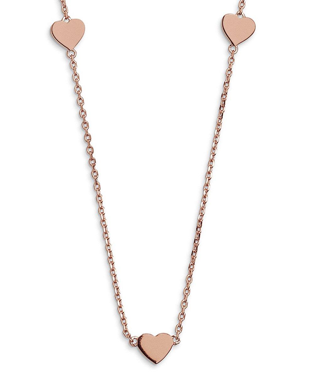 bei Uhrcenter: Xenox XS3802R Damen-Silberkette Poppy Poems Rosé - Schmuck