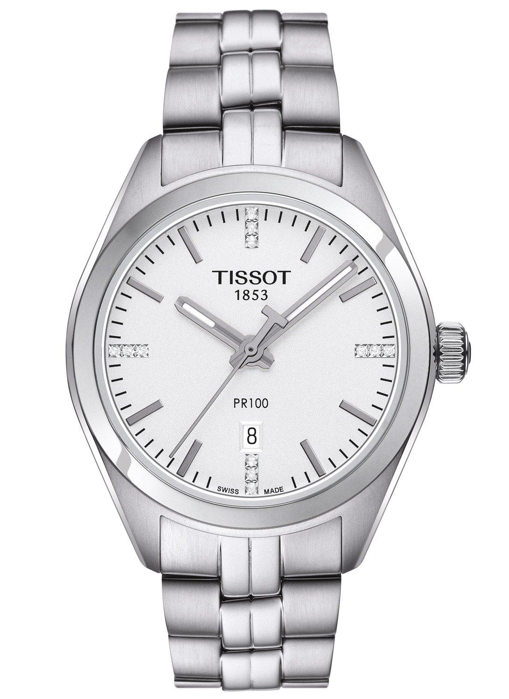 bei Uhrcenter: Tissot T101.210.11.036.00 Damenuhr PR 100 Lady - Damenuhr