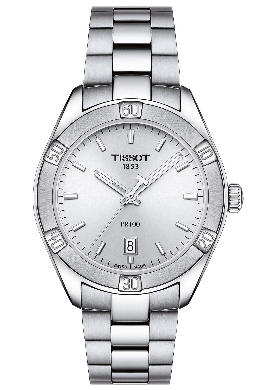 bei Uhrcenter: Tissot T101.910.11.031.00 Damenuhr PR 100 Sport Chic Lady - Damenuhr