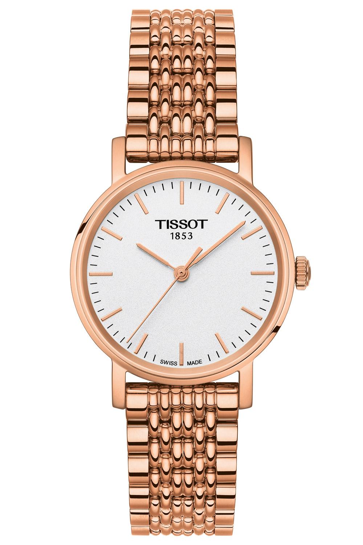 bei Uhrcenter: Tissot T109.210.33.031.00 Damenuhr Everytime Small Quarz - Damenuhr