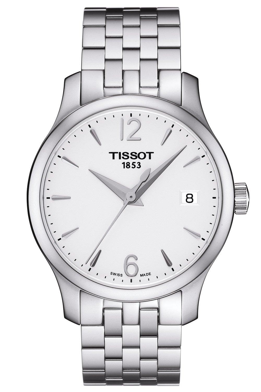 bei Uhrcenter: Tissot T063.210.11.037.00 Damenuhr Tradition Lady - Damenuhr