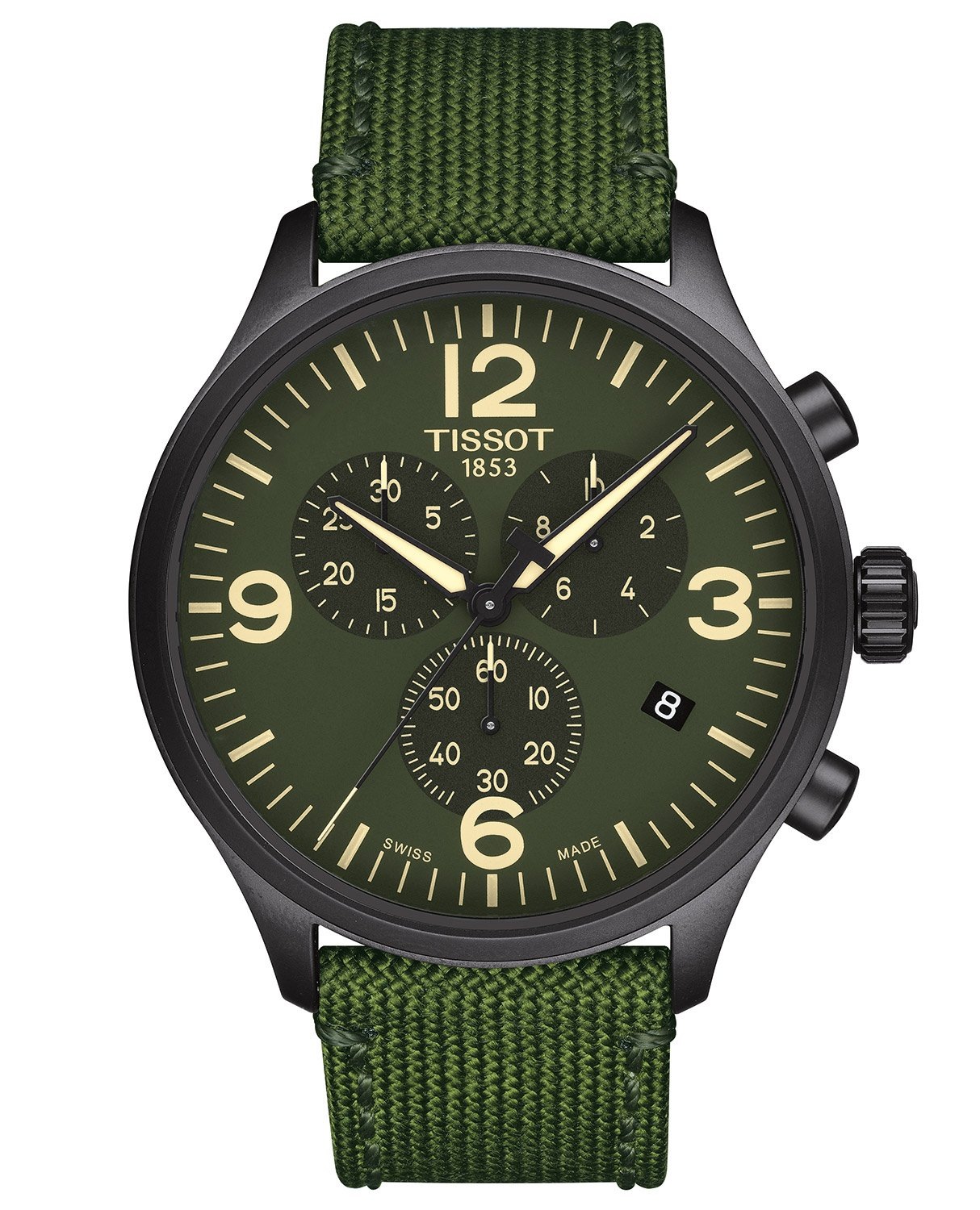 Tissot T116.617.37.097.00 Chronograph Herrenuhr Chrono XL