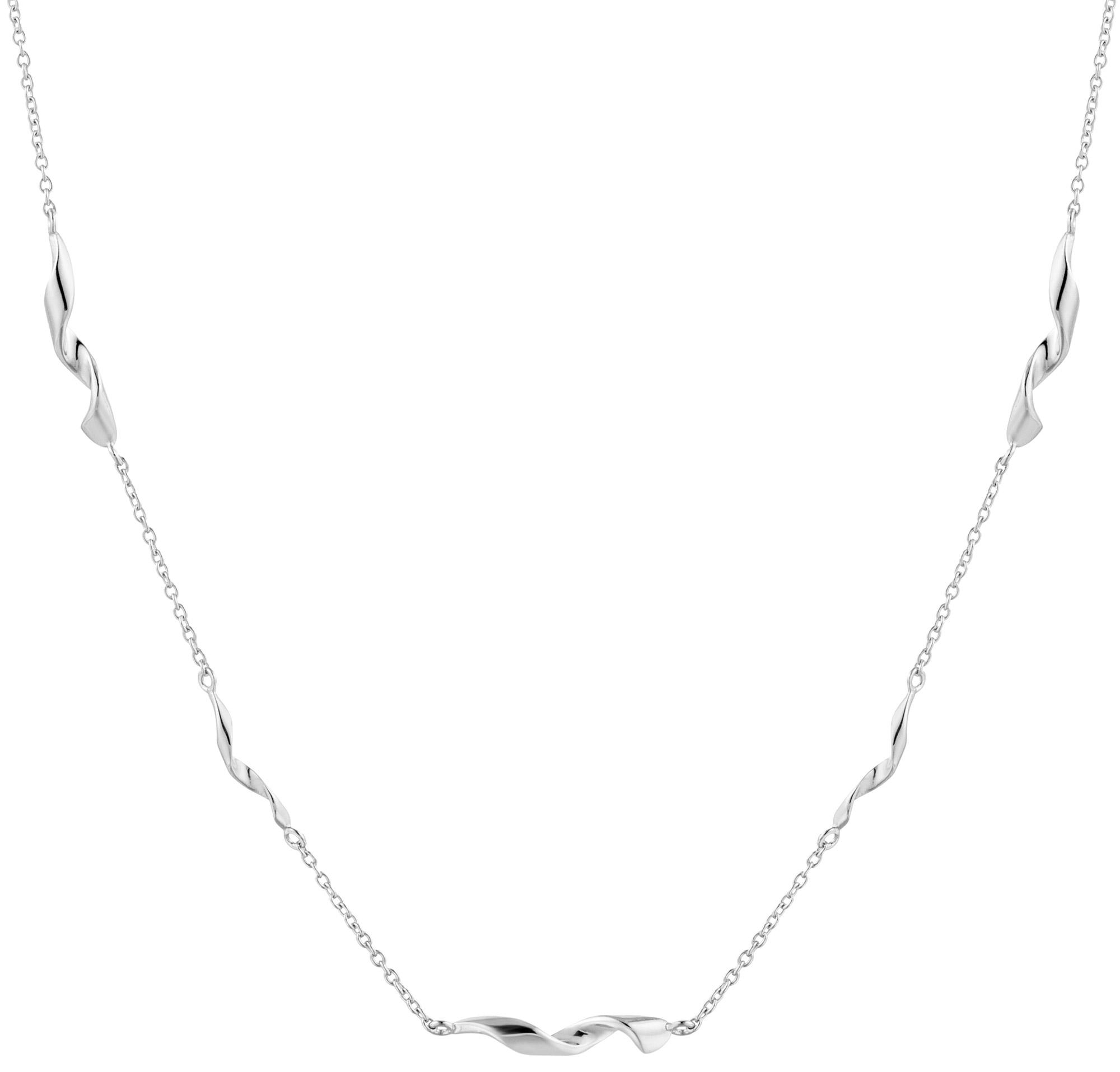 bei Uhrcenter: Ania Haie N012-02H Damen-Halskette Helix - Schmuck