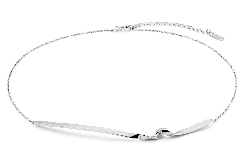 bei Uhrcenter: Ania Haie N012-03H Damen-Halskette Silber 925 Twist - Schmuck
