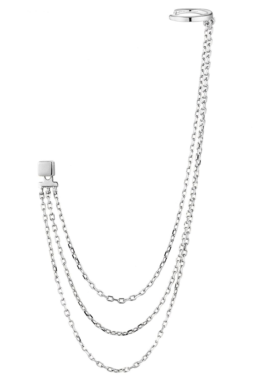 bei Uhrcenter: Ania Haie E013-02H Single-Ohrring für Damen Draping Swing - Schmuck