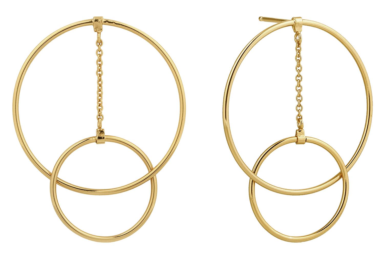 bei Uhrcenter: Ania Haie E002-04G Damen-Ohrringe Modern Front - Schmuck