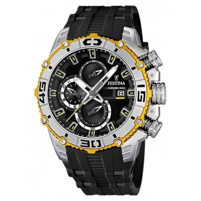 Festina Tour Chrono Bike 2012 Herren Uhr F16601/2