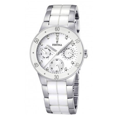 Festina F16530/3 Ceramic Multifunction Ladies Watch