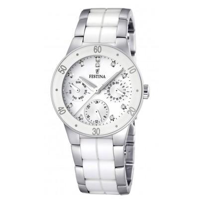 Festina F16530/3 Ceramic Multifunction Ladies Watch