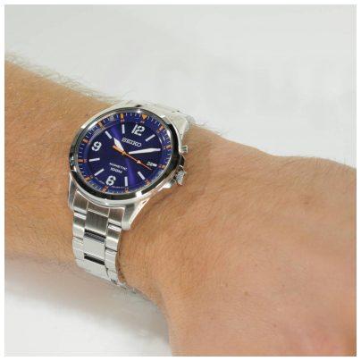 Seiko Uhr Kinetic Herren-Armbanduhr SKA609P1