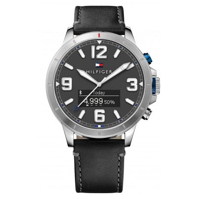 tommy hilfiger th24 7 smartwatch f r herren 1791298 ebay. Black Bedroom Furniture Sets. Home Design Ideas