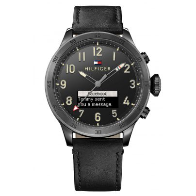 tommy hilfiger th24 7 smartwatch herren armbanduhr 1791301 ebay. Black Bedroom Furniture Sets. Home Design Ideas