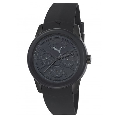 Puma Cloud Black Damen Uhr PU102802002