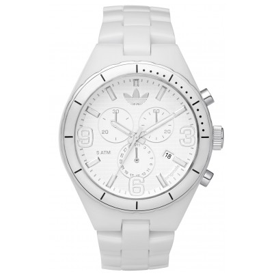 Adidas ADH2514 Cambridge White Damen-Chronograph