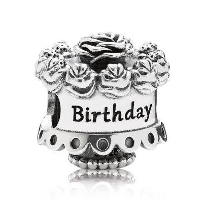 charm pandora compleanno originale