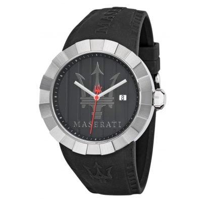 maserati uhr tridente herren armbanduhr r8851103002 ebay. Black Bedroom Furniture Sets. Home Design Ideas