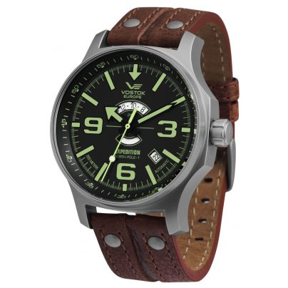 Vostok Europe Expedition Day & Night Herren Uhr 5955193