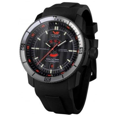Vostok Europe Uhr Ekranoplan Herren-Automatikuhr 5454108
