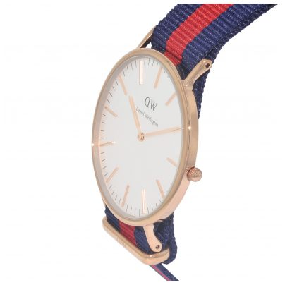 daniel wellington oxford rose gold damen uhr 0501dw ebay. Black Bedroom Furniture Sets. Home Design Ideas