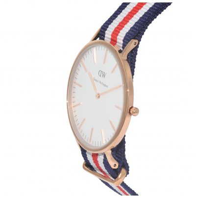 daniel wellington canterbury rose gold damen uhr 0502dw ebay. Black Bedroom Furniture Sets. Home Design Ideas