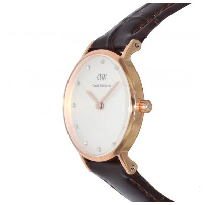 daniel wellington classy york rose gold damen uhr 0902dw. Black Bedroom Furniture Sets. Home Design Ideas