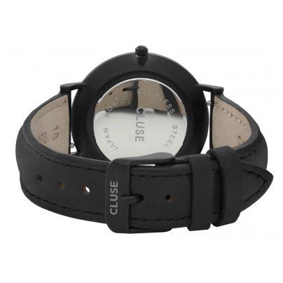 cluse uhr la boh me full black armbanduhr cl18501 ebay. Black Bedroom Furniture Sets. Home Design Ideas