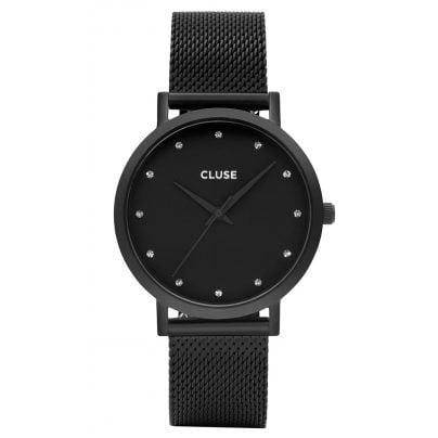 cluse pavane black stones se ora reloj cl18304 ebay. Black Bedroom Furniture Sets. Home Design Ideas