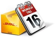 DHL Wunschtag