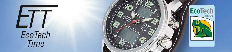 ETT Eco Tech Time Uhren