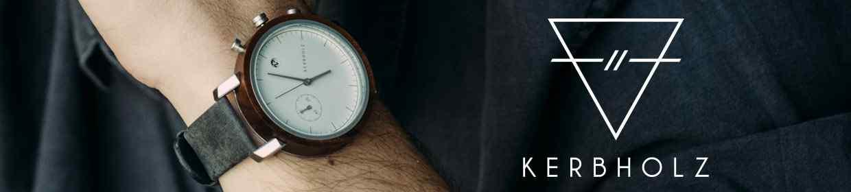 Kerbholz Uhren