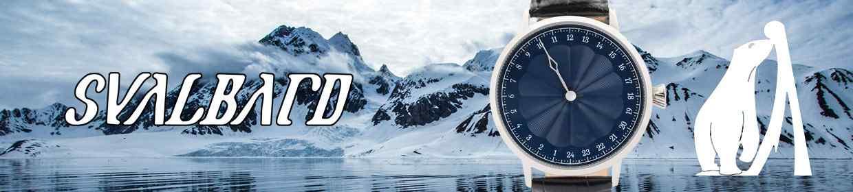Svalbard Uhren