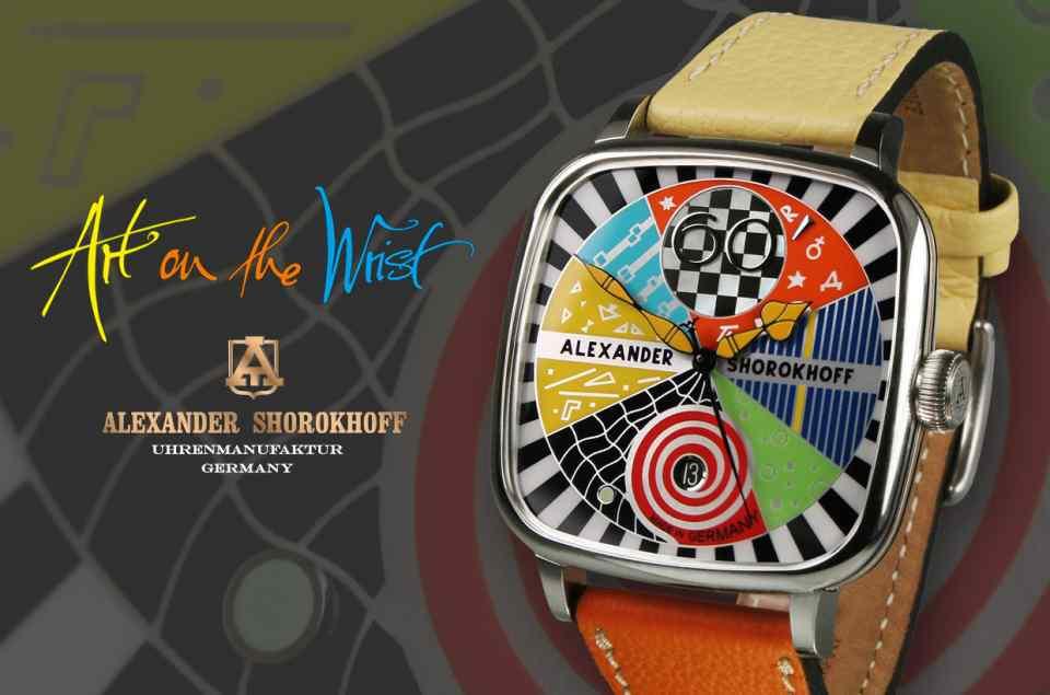 Alexander Shorokhoff Uhren
