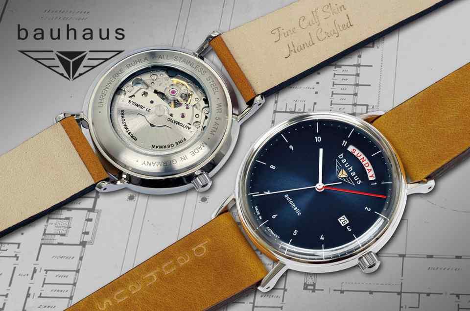 Bauhaus Watches