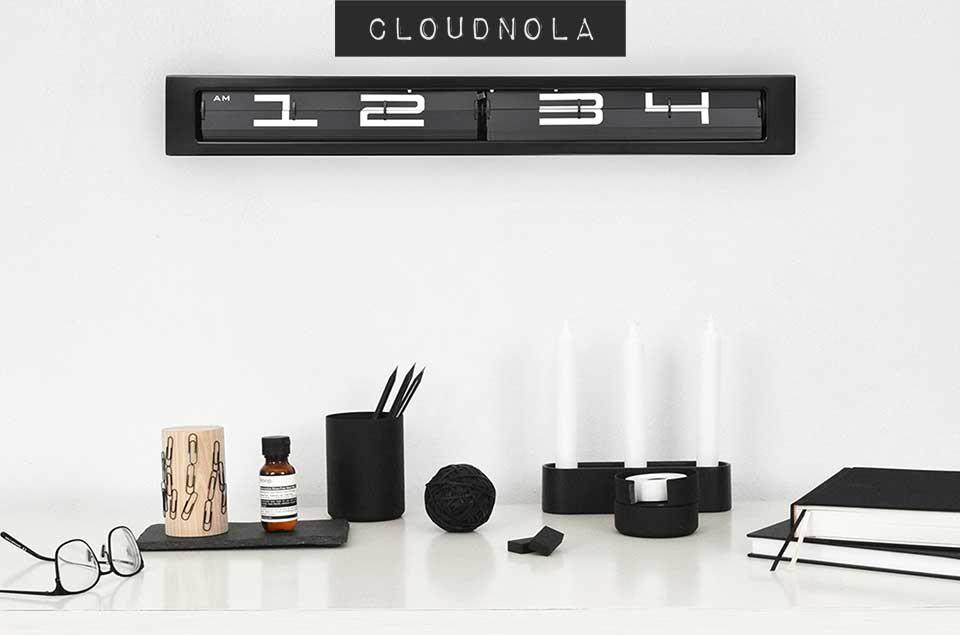 Cloudnola Wecker & Wanduhren