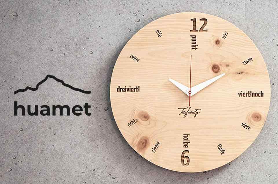 Huamet Clocks