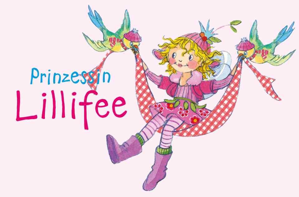 Prinzessin Lillifee Kinderschmuck
