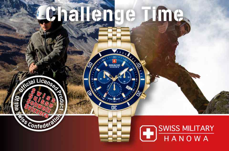 Swiss Military Hanowa Watches