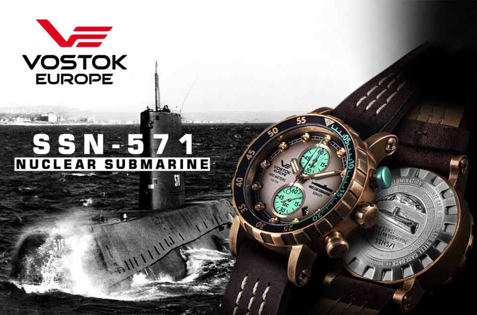 Vostok Europe Watches