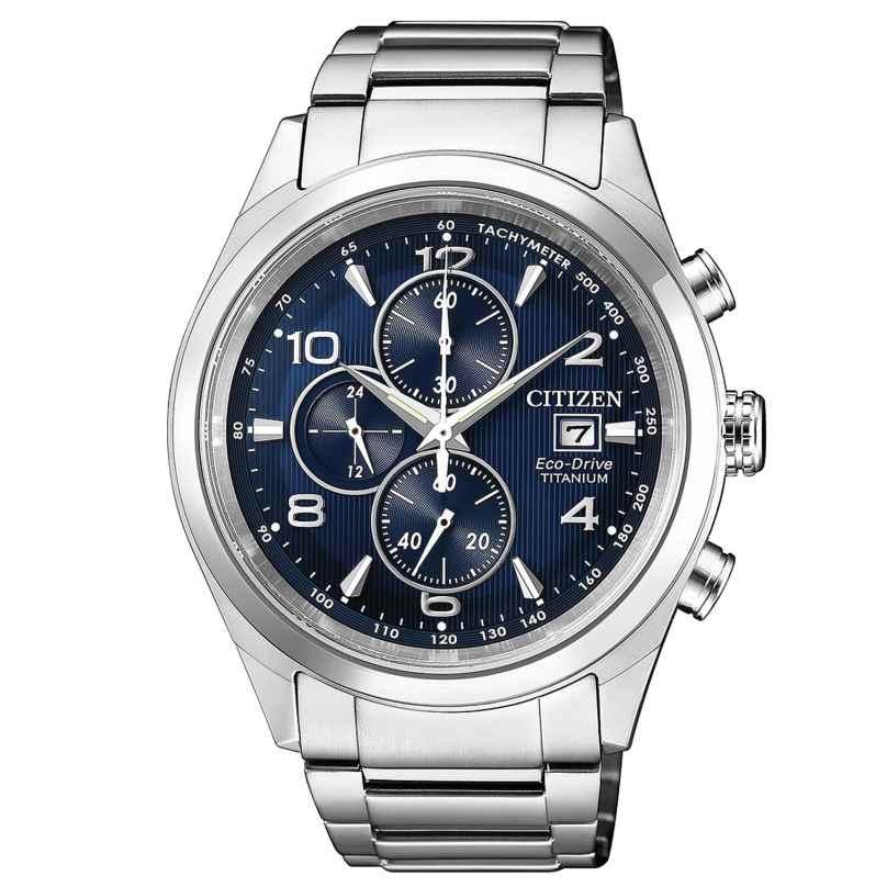 Citizen CA0650-82L Mens Watch Chronograph Eco-Drive Titanium 4974374268600