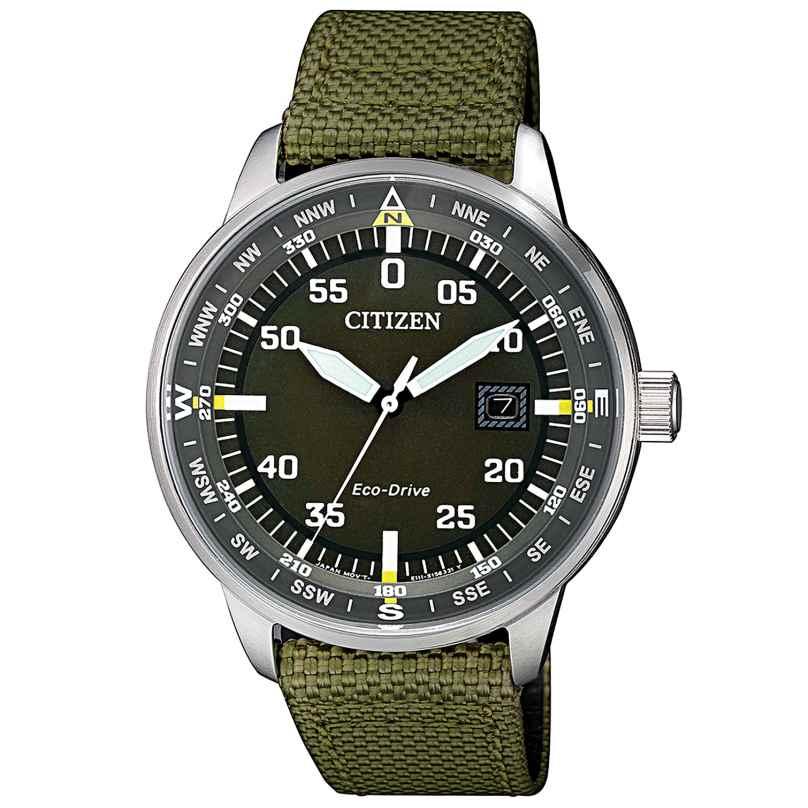 Citizen BM7390-22X Eco-Drive Herren-Armbanduhr 4974374273260