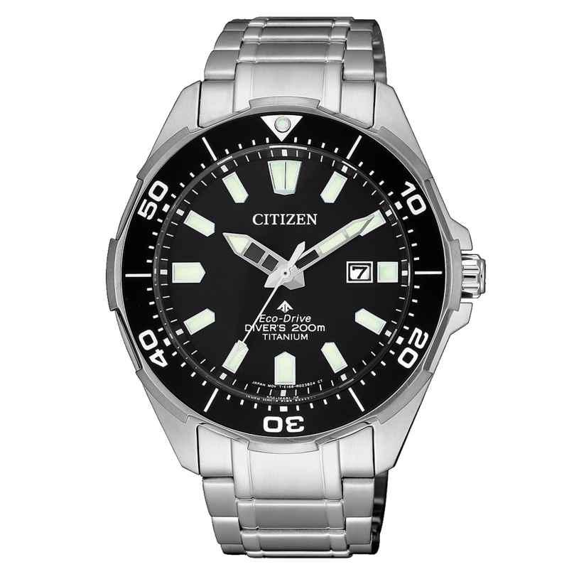 Citizen BN0200-81E Eco-Drive Herren-Taucheruhr Promaster Marine 4974374277411
