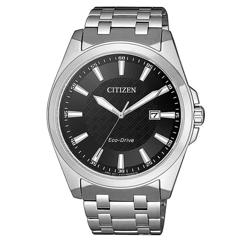 Citizen BM7108-81E Solar Men's Watch with Sapphire Crystal 4974374280435