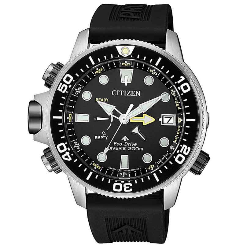 Citizen BN2036-14E Promaster Marine Herren-Taucheruhr Eco-Drive 4974374277763