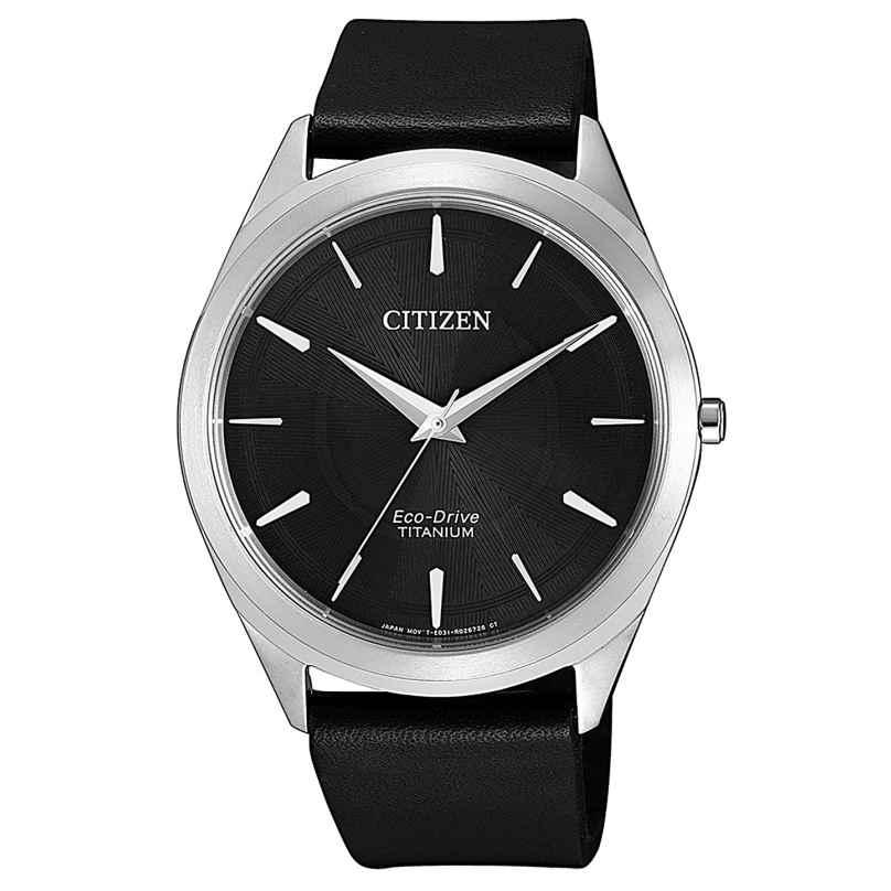 Citizen BJ6520-15E Herren-Solaruhr Eco-Drive Titan 4974374288097