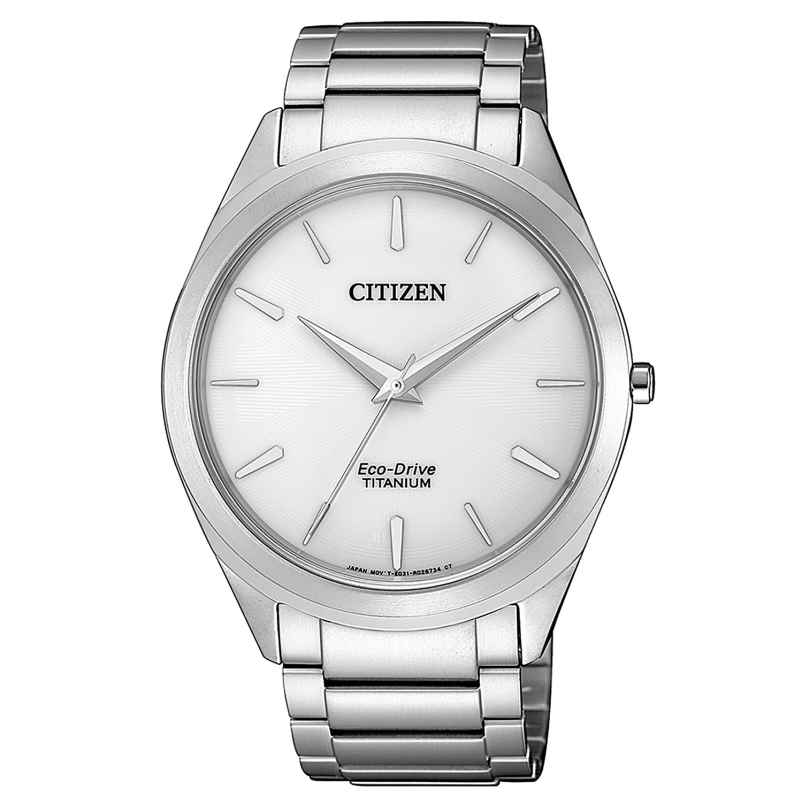Citizen BJ6520-82A Herrenarmbanduhr Eco-Drive Titan 4974374288103