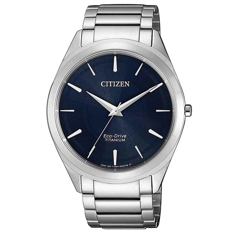 Citizen BJ6520-82L Herren-Armbanduhr Eco-Drive Titan 4974374288127
