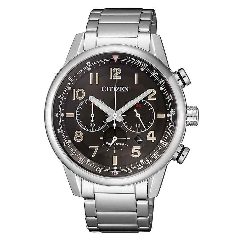 Citizen CA4420-81E Herren-Armbanduhr Eco-Drive Chronograph 4974374283801